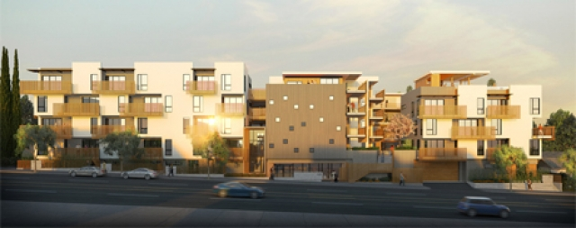 West Hollywood | New 53 Unit Residential Project